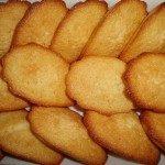 Des madeleines pour le goûter