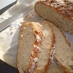 Aujourd'hui j'ai fait du pain…