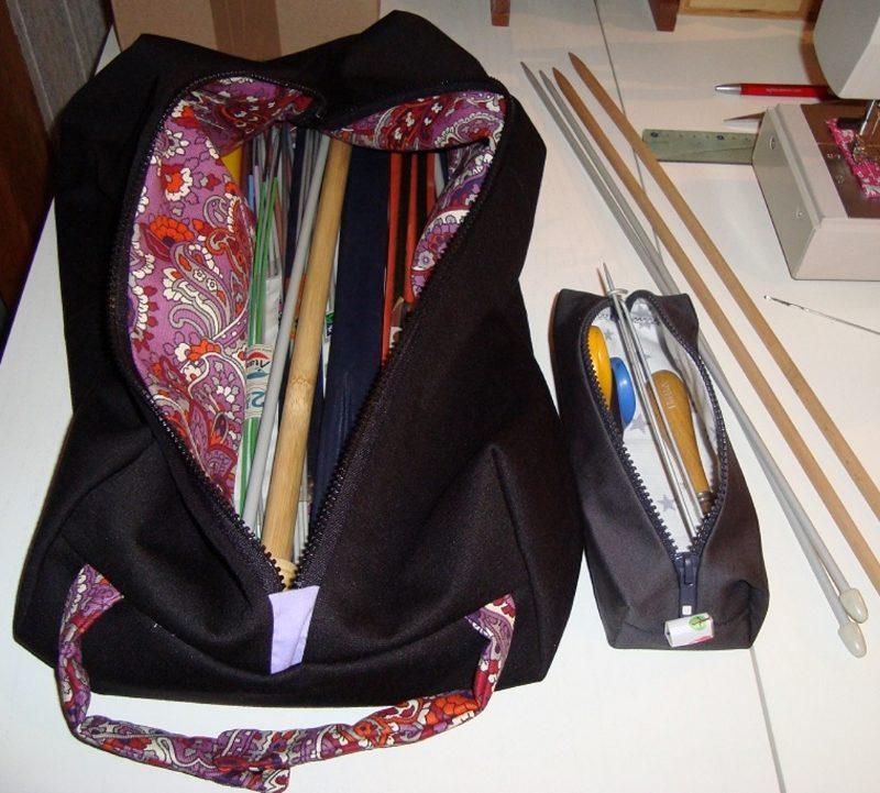 Couture ¤ Lulu Factory – la [re]chute : ma [trop] grande trousse !