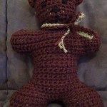 Crochet ¤ Un doudou ours au crochet