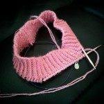 «Back to Schol(ar)», le bonnet rose à paillettes